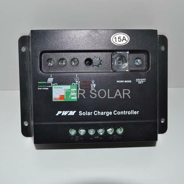 Solar controller 3
