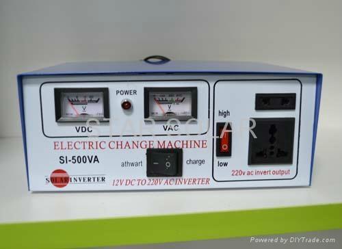 Modofoed sine  wave inverter  300W 500W/12v 3