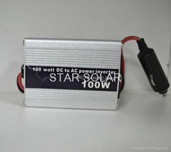 太阳能逆变器 车载型 80W 150W 200W