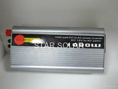 太陽能逆變器 修正弦波 1000W  2000W 3000W