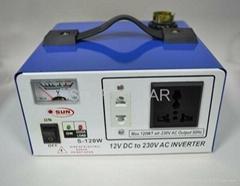 太陽能逆變器 修正弦波 120W 150W 180W 200W
