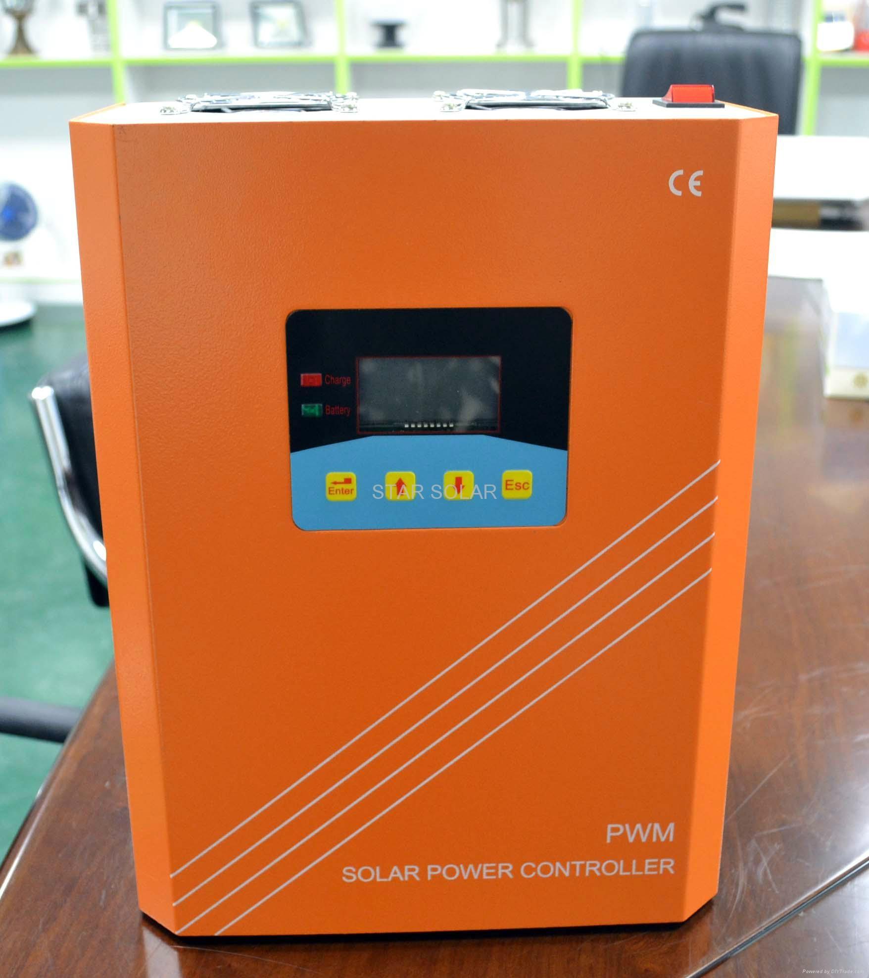 Solar controller DC96V-240V 50A 10KW