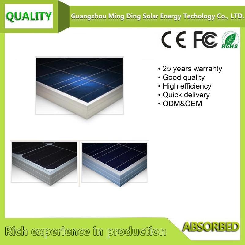 单晶太阳能组件 300W  4