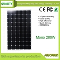solar panels 280W