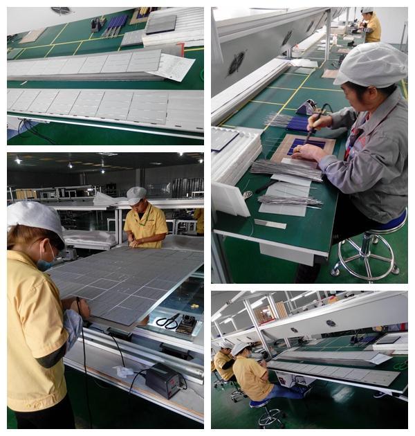 solar panels 260W 4