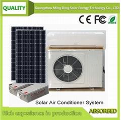 1匹太阳能直流空调