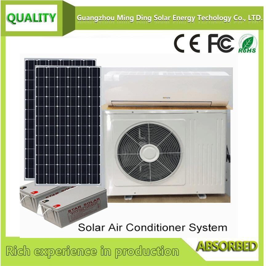 1.5HP solar air-conditioner