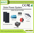 On Grid/Off Grid Rooftop Solar System/Solar Power System 1KW