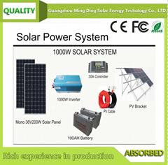 屋頂太陽能系統SP-1KW