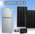 118L solar DC fridge system
