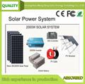 屋頂太陽能系統SP-2KW