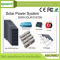 屋顶太阳能系统SP-5KW