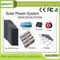 On Grid/Off Grid Rooftop Solar System SP-5KW