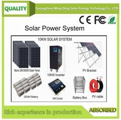屋頂太陽能系統SP-10KW
