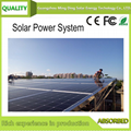 On Grid/ Off Grid Rooftop Solar Power System For Home10KW