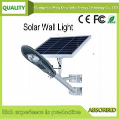 Solar Wall Light  STL-09 12W