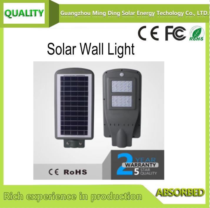 太阳能墙灯  SWL- 1 6 40 W  1