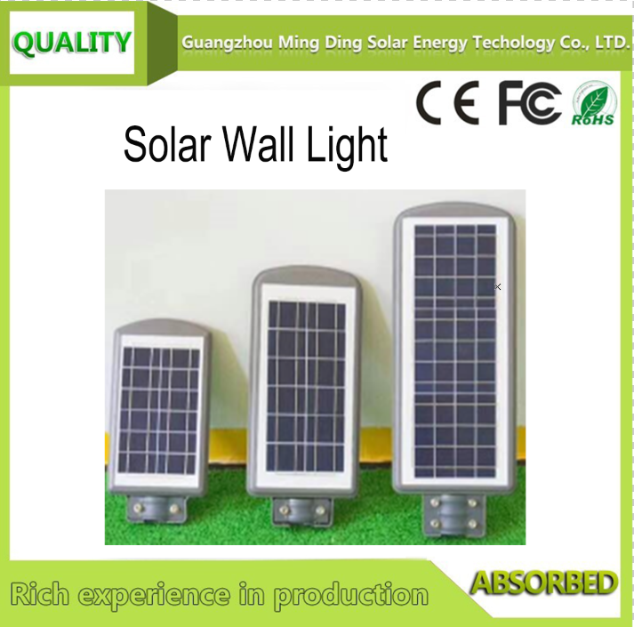Solar Wall Light SWL- 16 40 W  3
