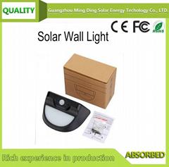Solar Wall Light SWL-06 4W