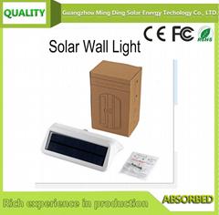 太阳能小墙灯-SWL-06 5W