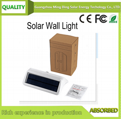 Solar Wall Light -SWL-06 5W