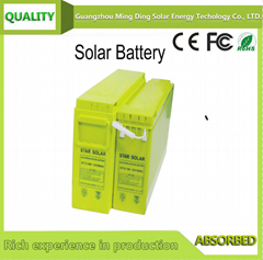 太阳能专用蓄电池12V 200AH