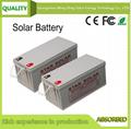 Solar Battery  12V 250AH
