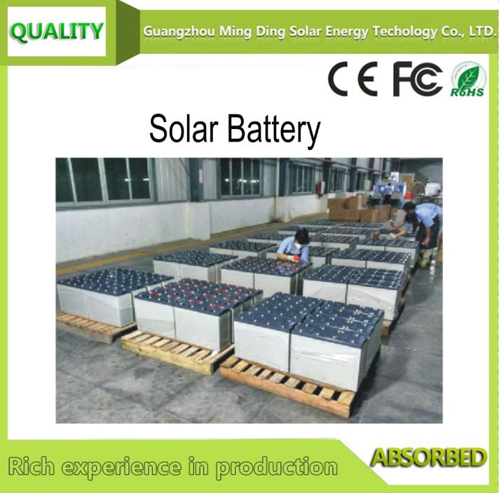 太陽能蓄電池 12V 150AH 2