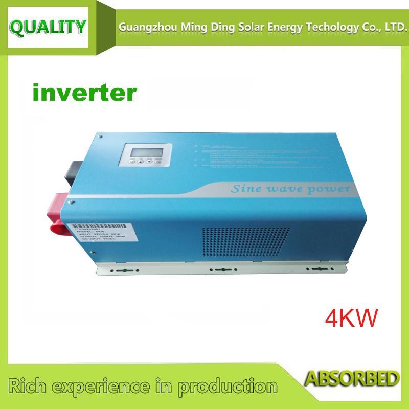 4000W 12V/24V 光伏逆变器太阳能系统组件 1
