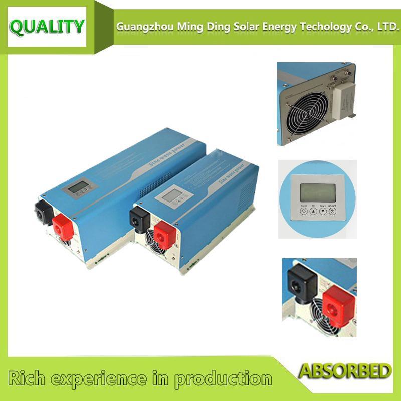5000W 24V 48V 太阳能逆变器带充电 2