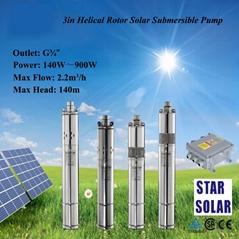 太陽能直流潛水泵