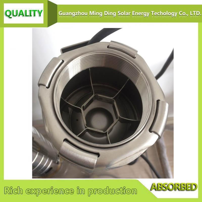 Solar screw pump stainless steel deep well submersible pump 4