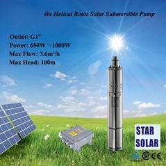 太陽能直流水泵系統