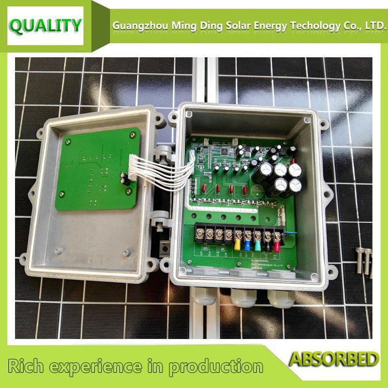 太阳能直流水泵系统 3