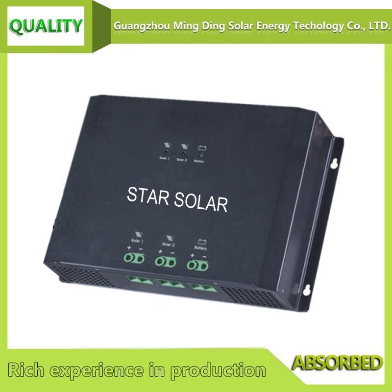 24V/48V 60A 太阳能系统充电控制器 3