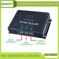 48V 80A PWM solar charger controller for solar energy system