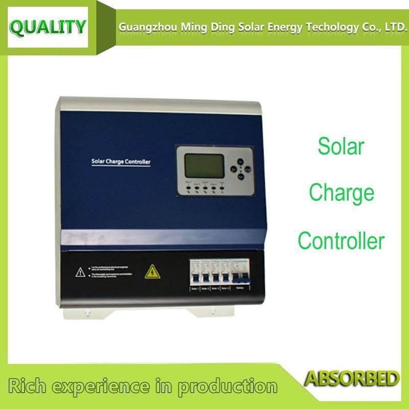 192V 50A 高电压太阳能系统控制器 1