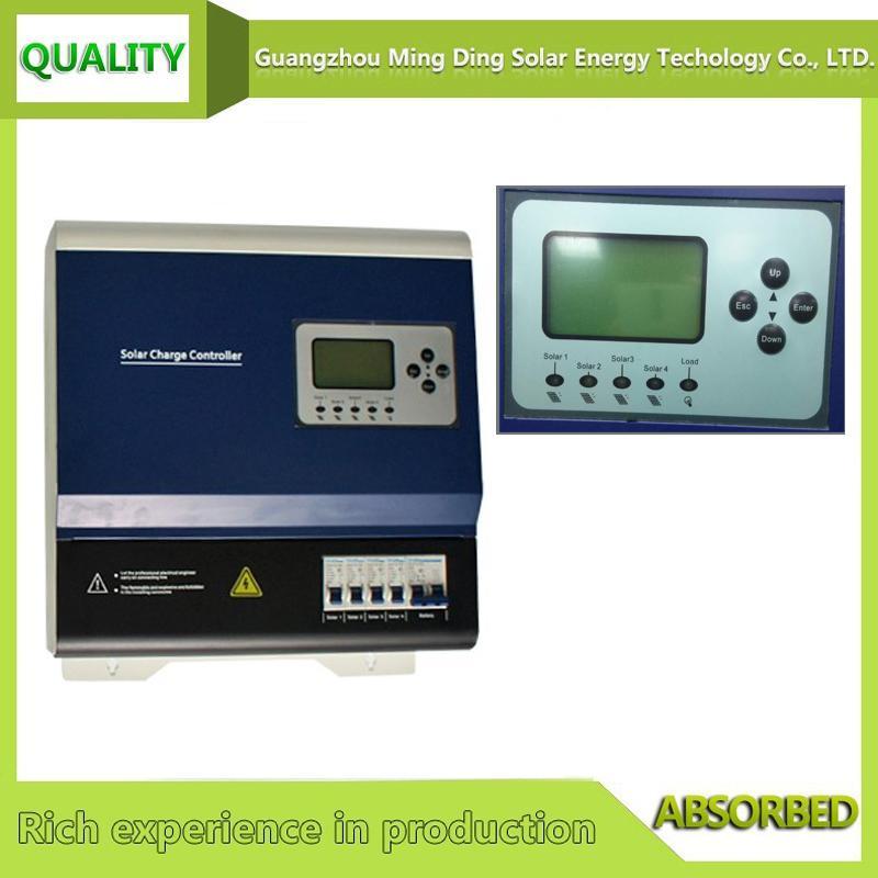 192V/384V 75A 太阳能家用系统充电控制器 2