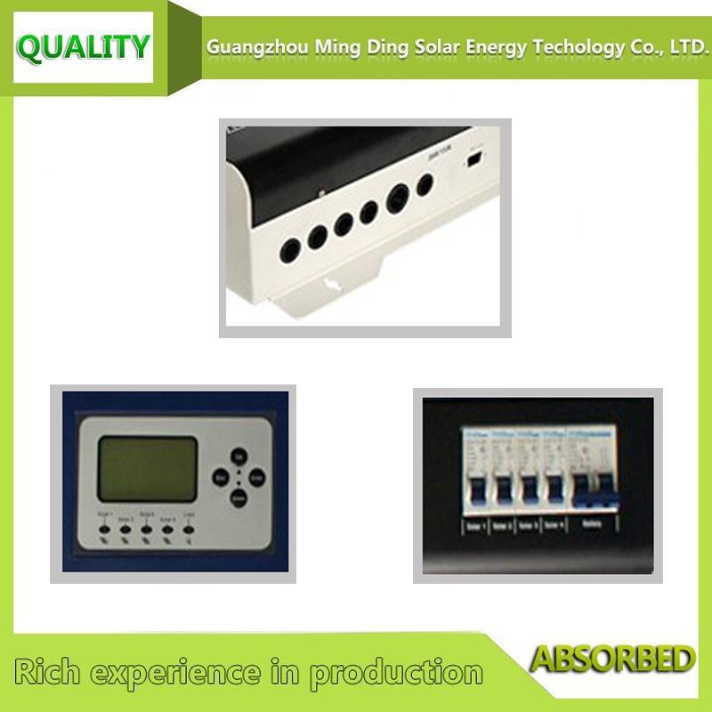 192V/384V 75A 太阳能家用系统充电控制器 3