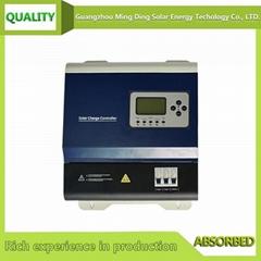 工廠直銷 100A 192VDC 240VDC 太陽能板系統充電控制器