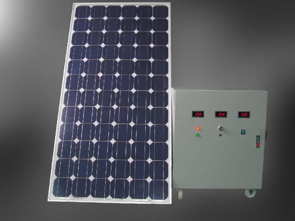 太阳能电池组件80W 3