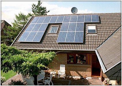 太阳能电池组件80W 4