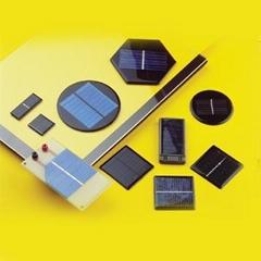 0.1-3W 环氧树脂滴胶太阳能板