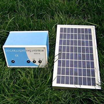 太陽能電池組件10W 4