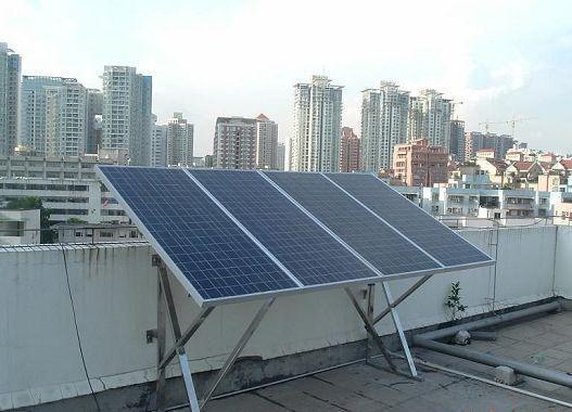 太阳能电池组件50W 3