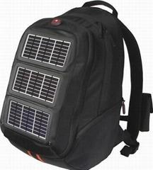 太阳能背包充电器