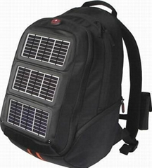 solar bag with phone charger System