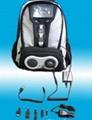 太阳能背包充电器 4