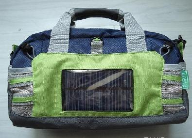 太阳能背包充电器 5