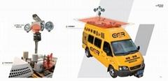 全球首台EFR电梯预警救援车
